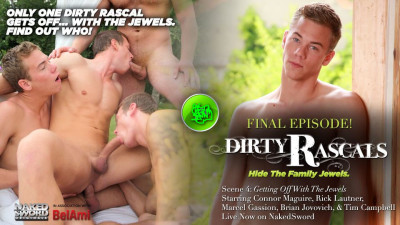 Dirty Rascals Episode 4: Getting Off With The Jewels