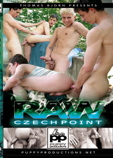 [Puppy Productions] Raw Czech point Scene #3