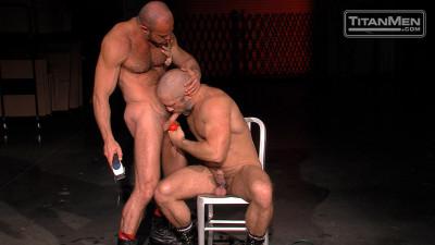 Hard Play: Scene 1: Dirk Caber & Matt Stevens