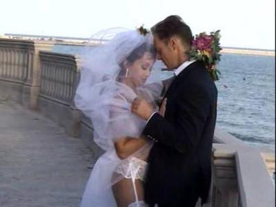 Schone Braut engen Arsch verwohnt