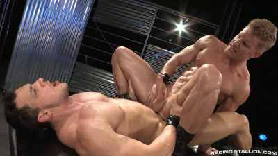 Fuck Hole Johnny V Joey D 720 (2015) - large, muscle, boots