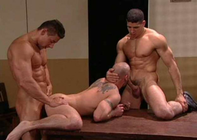 Hot Bodybuilders In Hard Anal Compilation