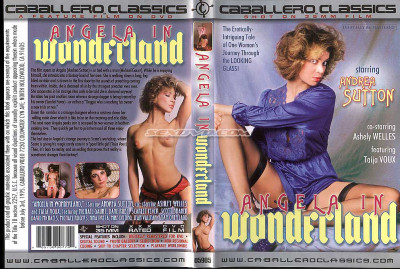 Angela In Wonderland (1986) (Carter Stevens, Caballero Home Video)