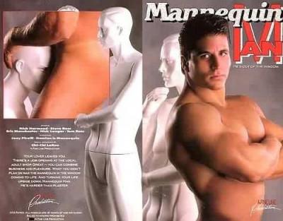 Mannequin Man (1989) - Nick Harmon, Steve Ross, Eric Manchester