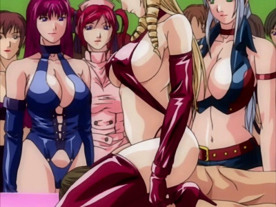 Discipline  – The Hentai Academy – Sexy HD