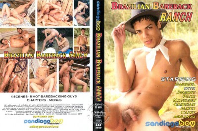 Brazilian Bareback Ranch (2011)