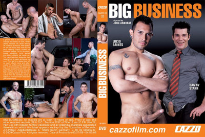 Cazzo — Big Business (2009)