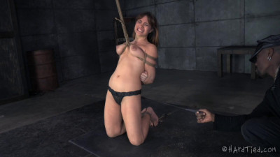 Jessica Ryan Earns The Privilege Of Being Our String Slut