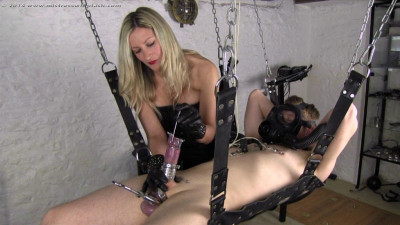 Mistress Nikki Whiplash – Heavy Metal