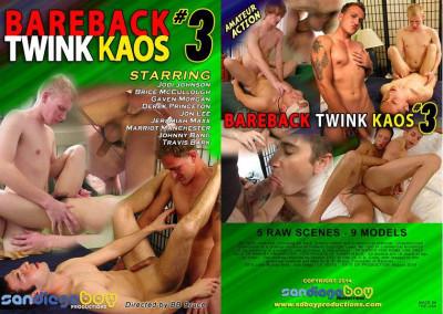 Bareback Twinks Kaos 1-3
