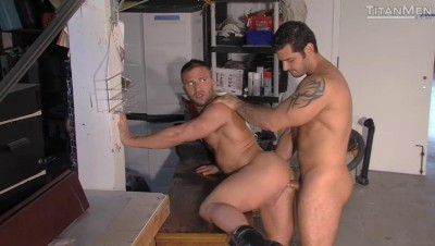 Fast Paced: Scene 2: JR Bronson & Marcus Ruhl