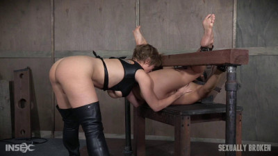 Bound And Helpless Whore