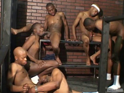 A Thugs Cock Party part 2