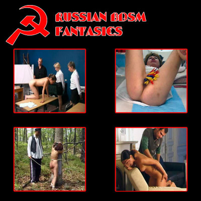 Russian BDSM Fantasies Part 4 (28 video)