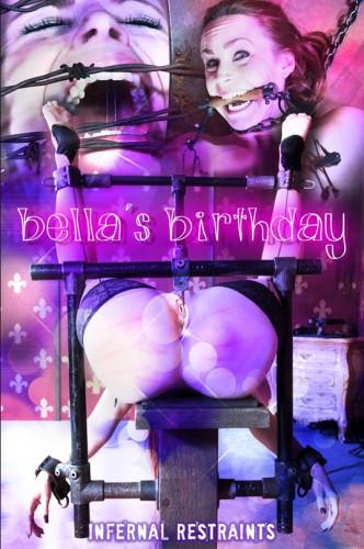 IR — Bella's Birthday (Jun 24, 2016)