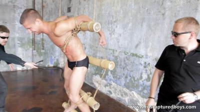 RusCapturedBoys — A New Captive From Shibari Maestro — I