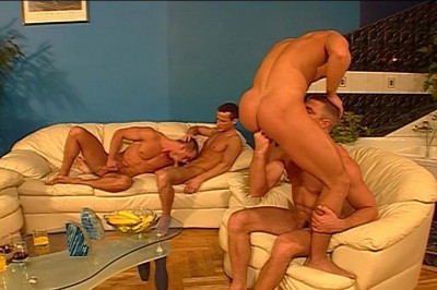 [Pacific Sun Entertainment] Three Fun Loving Homosexual Guys Having Sex