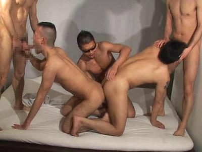 England - Wild Horny Group Sex