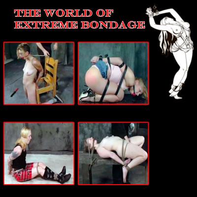 The world of extreme bondage 74
