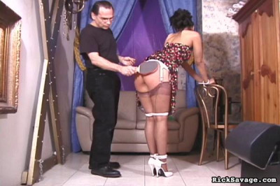 Rick Savage – Training The Maid Rosa