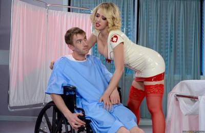 Kagney Linn Karter — Super Nurse
