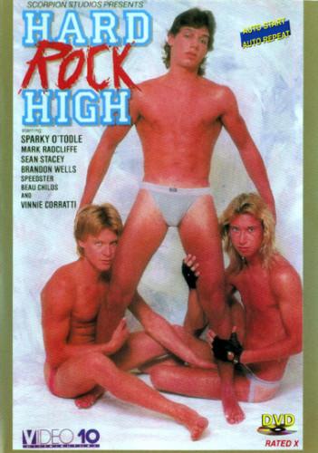 Hard Rock High (1988) receiving gay blow.