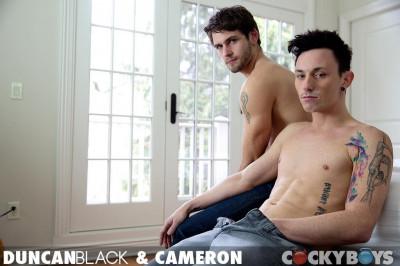 Cameron & Duncan Black