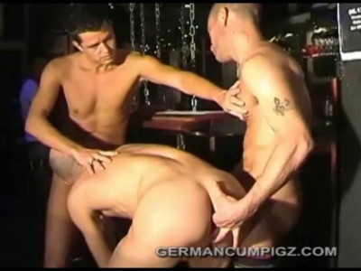 Sex Club Happy Hour