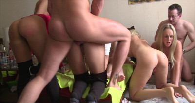 Home Orgy 8 Part 4