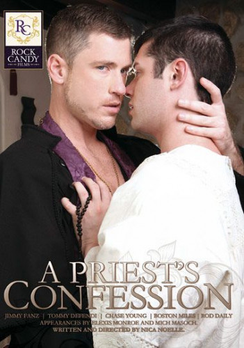 A Priests Confession (RockCandy) — RC