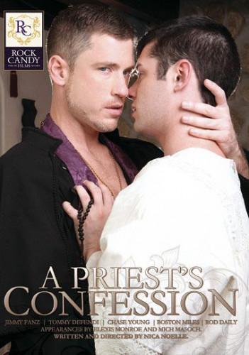 A Priests Confession (RockCandy) — RC