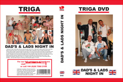 Dad's and Lads Night In
