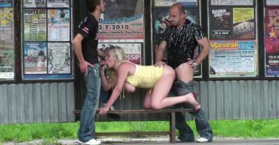 Bus Stop Part 2