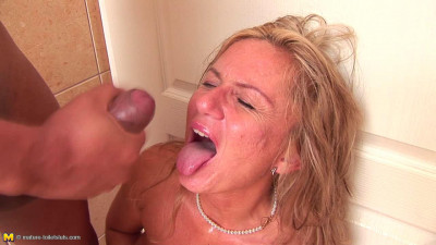 Mature Toilet Slut 13