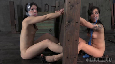 RealTimeBondage  Double Bind  Juliette Black Katharine Cane