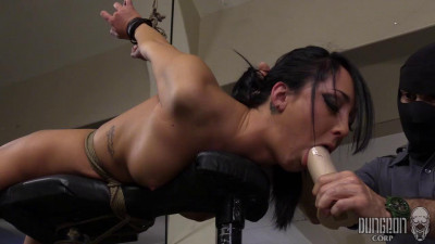 SSM – 03 Jul, 2015 – Sabrina Stretched And Suspended – Sabrina Banks