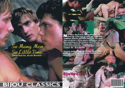 Mustang Productions – So Many Men, So Little Time (1979)