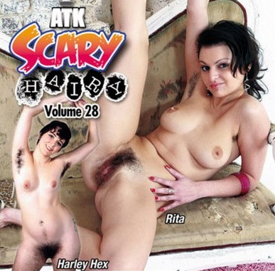 Scary Hairy 28