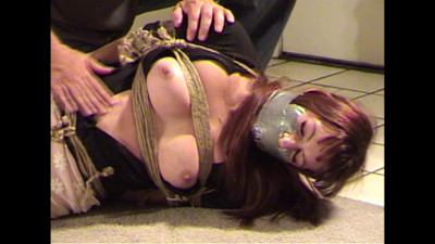 Rope Bondage Girls Lingerie And Nylon (2013)