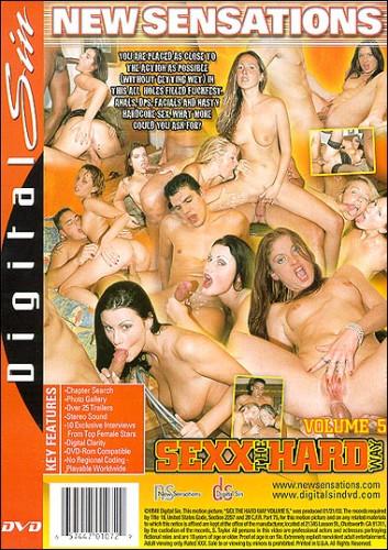 Sexx The Hard Way 5 (New Sensations)