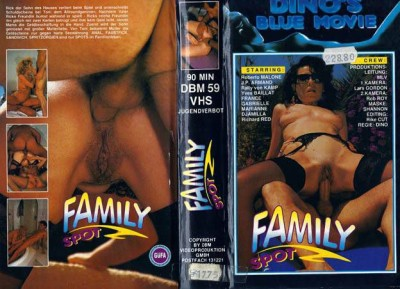 Dino's Blue Movie 59 - Family Spot (Dino, DBM Videovertrieb)