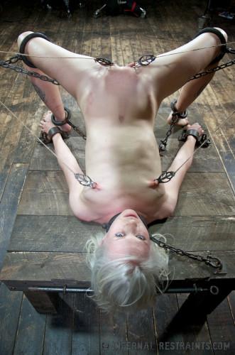 Infernal Restraints - Two Days of Torment - Sarah Jane Ceylon