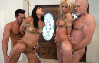 Sex And Submission Oct 28, 2011 - Mark Davis, Marco Banderas, Yuki Mori and Kaylee Hilton (PICS, HD)