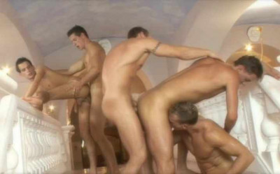 Czech Gangbang With Teen Sluts