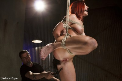 Warning! Brutal Torment, Water Boarding And Extreme Bondage!!!