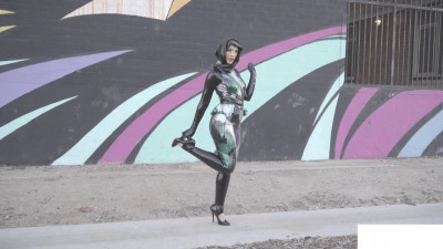 Walk latex Charlotte