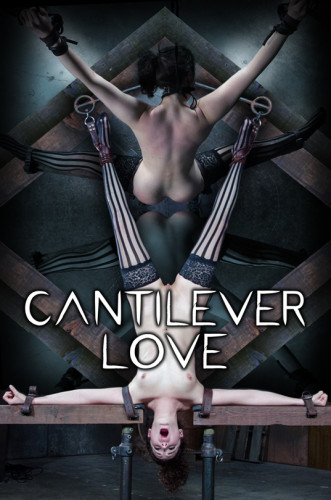 Endza Adair - Cantilever Love (2016) cover