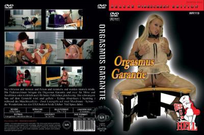 Orgasmus Garantie