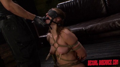 Callie Calypso Wants More Rope Bondage Rough Anal Sex Humiliation (2015)