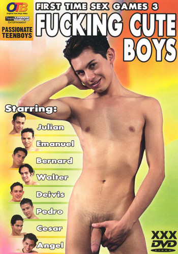 First Time Sex Games 3 Fucking Cute Boys